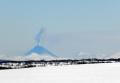 Karymsky volcano