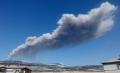 Ebeko volcano