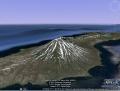 Prevo Peak Volcano